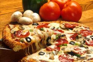 Variedades de Pizzas